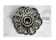 6207-2RSR混合陶瓷轴承